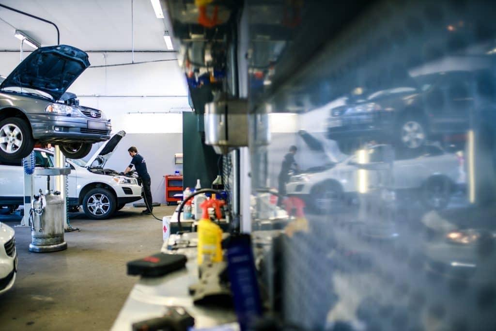Volvo Verkstad Skåne