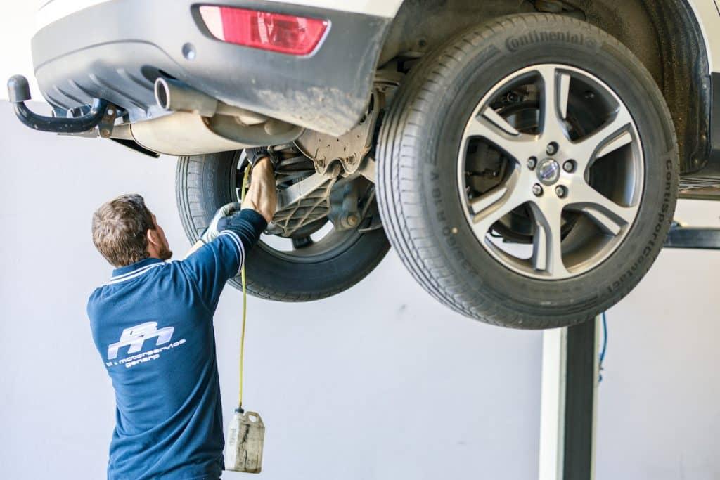 Volvo service skåne